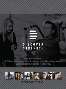 Discover Strength brochure cover